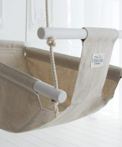 Natural baby swing from Videung of Sweden