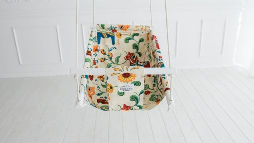 Baby swing - fabric swing for baby
